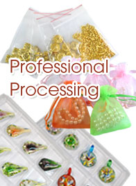 Professional and convenient Jewelry package according to your specific requirements.
